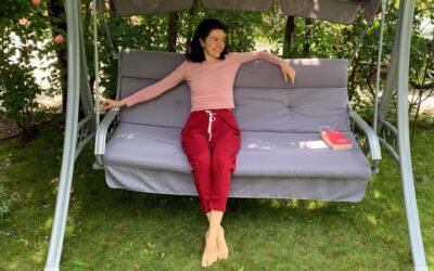 #SuavHomeYoga – yoga în vremea coronavirusului – Cristina Croitoru