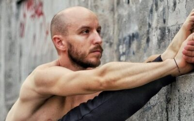 My journey into yoga: Mircea Nicoara